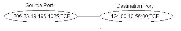 TCP/IP Port graphic